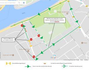 Infos riverains démontage grue - SAINT OUEN D3A1 - Ind B